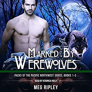 Marked by Werewolves Audiobook