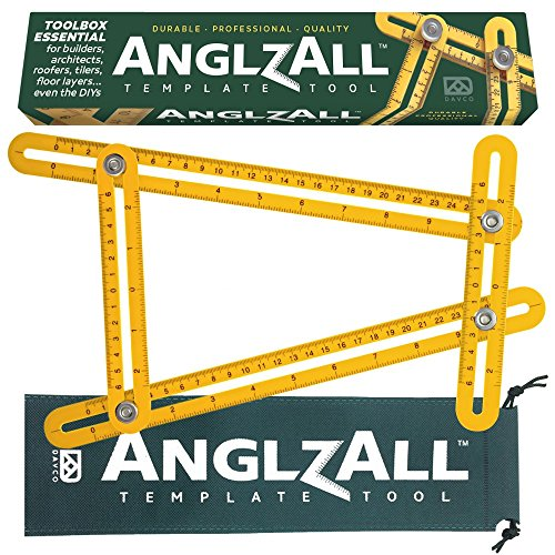 Angle Izer Angle Finder Multi Angle Measuring Angle Ruler Template