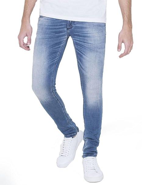 Pantalon Vaquero AntonyMorato DonGiovanni Azul 36 Azul ...