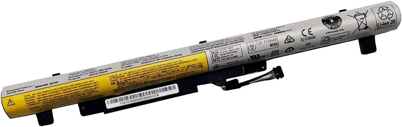 BOWEIRUI L13S4E61 (7.2V 41.6Wh 5800mAh) Laptop Battery Replacement for Lenovo IdeaPad Flex 2-14 2-15 2-15D M50-70 Series L13L4E61 L13M4E61L13M4A61 L13L4A61 L13S4A61
