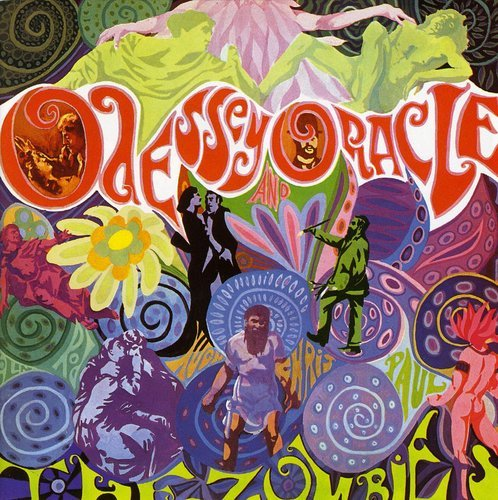 Odessey and Oracle by ZOMBIES