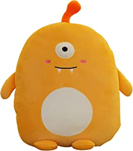 Smaani Christmas, Internet Celebrity Explosion Small Monsters Pillow, Cartoon Fun Cute Plush Toy, Little Monsters Alien Plush Toy