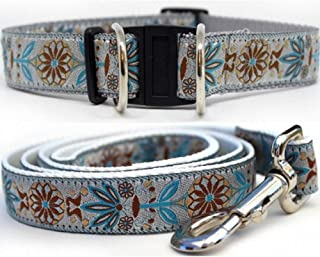 product image for Diva-Dog 'Boho Morocco' Dog Collar with Safety Buckle
