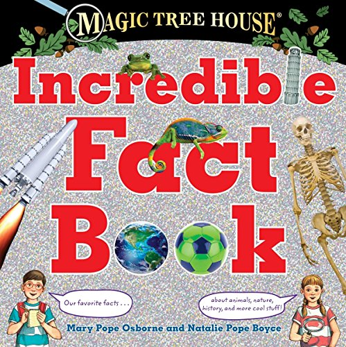 Animals Magic Picture Book (Magic Tree House Incredible Fact Book: Our Favorite Facts about Animals, Nature, History, and More Cool Stuff! (Magic Tree House (R)))
