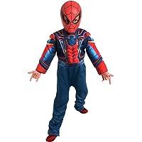 Fantasy Ruz Disfraz Spideman Hombre Araña con Mascara Marvel