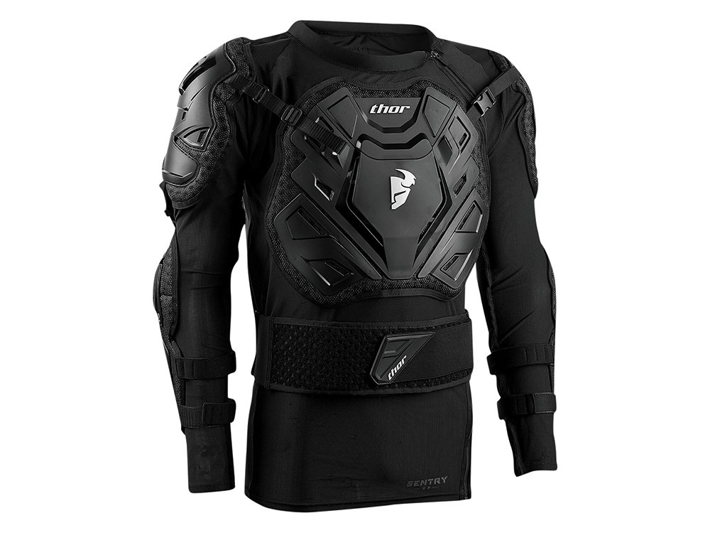 Thor Gilet de protection Cross Adulte Sentry XP - Taille S/M