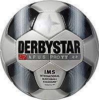 Derbystar Fußball Apus Pro TT, Weiß/Schwarz, 5, 1712500121