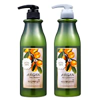 Confume Argan Oil Moisture Set (Shampoo+Conditioner)