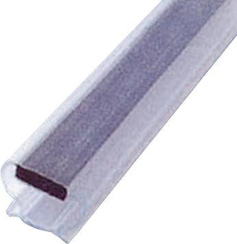 Di Vapor (R) magnético sello de recambio para mampara de ducha | 6 mm de canal | 200 cm: Amazon.es: Bricolaje y herramientas