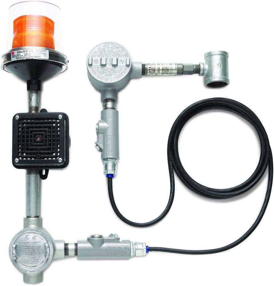 Speakman Al2 C1d2 Alarm System Flow Switch Light Horn Amazon Co Uk Diy Tools