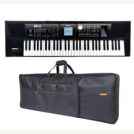 Roland BK-5 61-Key Teclado soporte y teclado de la serie ...