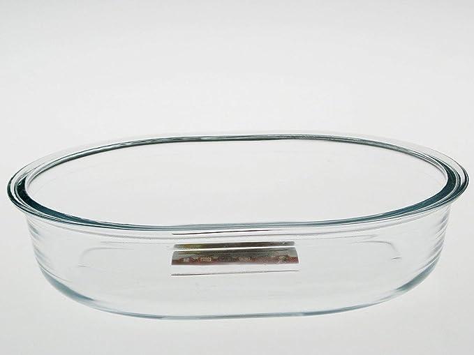 Asekible - Bandeja horno redonda arcuisine (25 cm) (disponible en varias tallas): Amazon.es: Hogar