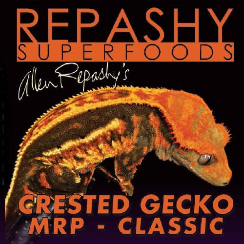 Repashy Crested Gecko MRP Diet - Food 'Classic 12 Oz (3/4 lb) 340g JAR