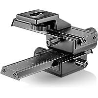Neewer Pro 4 Way Macro Focusing Focus Rail Slider/Close-up Shooting for Digital SLR Camera
