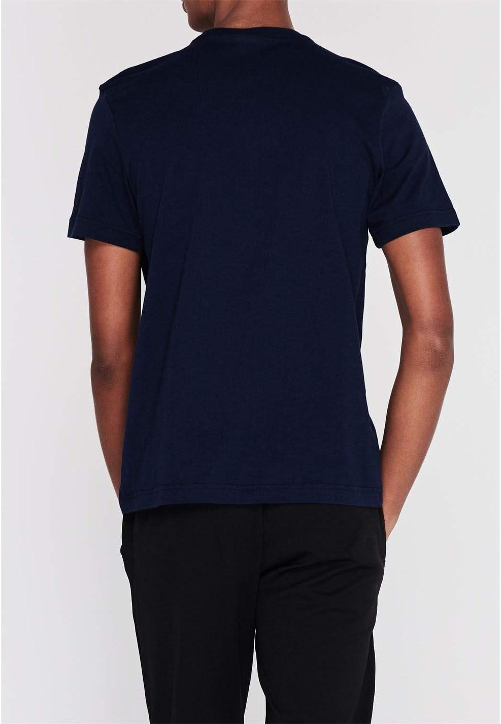 Hombre Reebok GS Stacked tee Camiseta