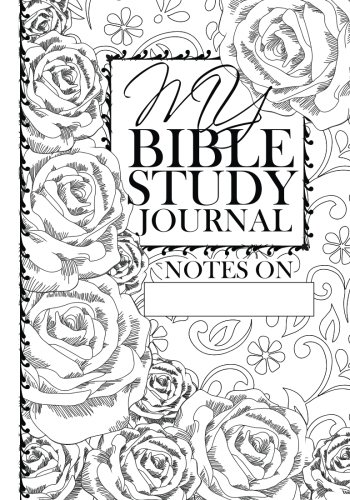 My Bible Study Journal: Color the Cover - Isaiah 40:8 (Adult Coloring) PDF
