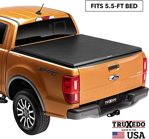 TruXedo Truxport Soft Roll Up Truck Bed Tonneau Cover Model 297701