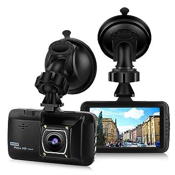 Coche Grabadora De Vídeo, uniway vr03 3.0 LCD FHD 1080p en coche Dash Cam 170