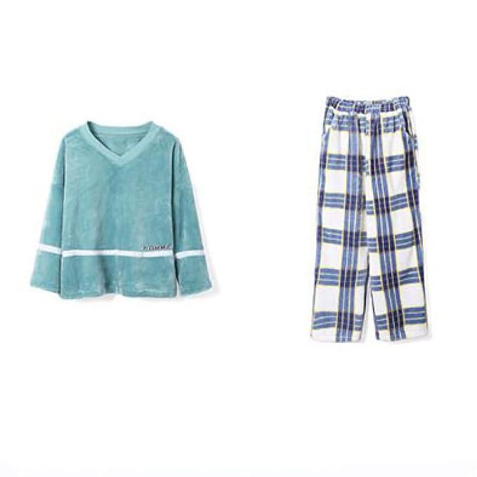 Bata Pijama De Damas Albornoz Bata Pijamas Suaves Casa De Pijamas Para El Hogar Puede Usar Un Traje Pijama De Verano: Amazon.es: Ropa y accesorios