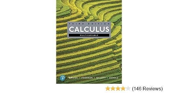 Calculus, Multivariable (3rd Edition): William L  Briggs