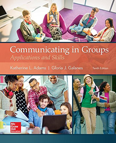 1259870227 - Communicating in Groups: Applications and Skills