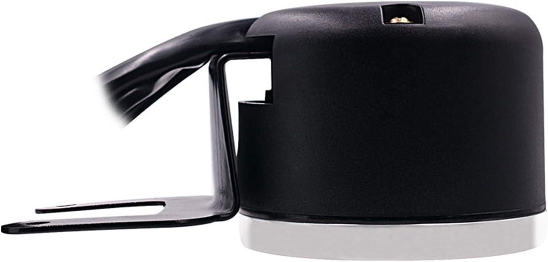 Alivier Compteur kilom/étrique moto 12V Ecran LCD pour moto Digtal Indicateur de vitesse compteur kilom/étrique