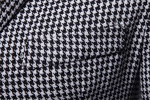 Rf Homme White Blazer Hommes Costume Pour Vestons vêtements rSRqWArO