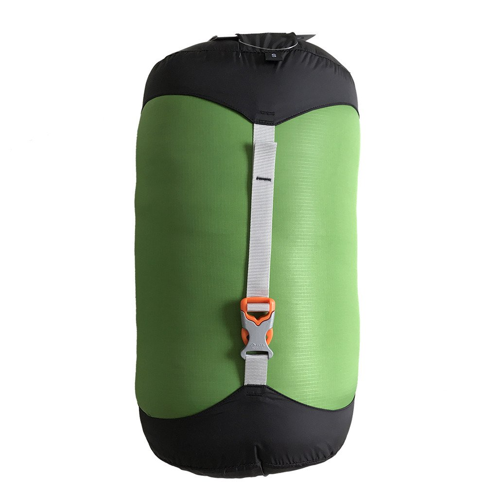 WIND HARD Compression Stuff Sack Waterproof Sleeping Bag Compression Stuff Sack Pack Storage Bags 5 Size (4.5L-14L) by WINDHARD (Image #4)
