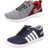 SPOTEK Kid's Combo of 2 Smart Sneakers