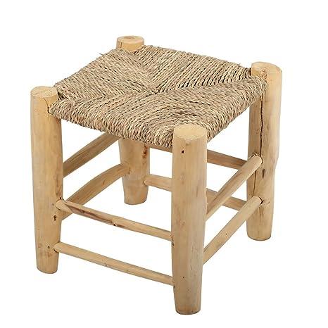 albena Marokko Galerie 24-100 Jelly taburete de madera ...