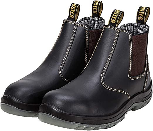 Safety Steel Toe Cap Boots