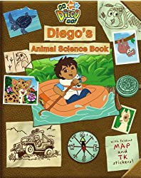 Diego's Animal Science Book (Go Diego Go! (Simon))