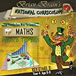 Brian Brain's National Curriculum KS2 Y4 Maths Mixed Topics | Russell Webster