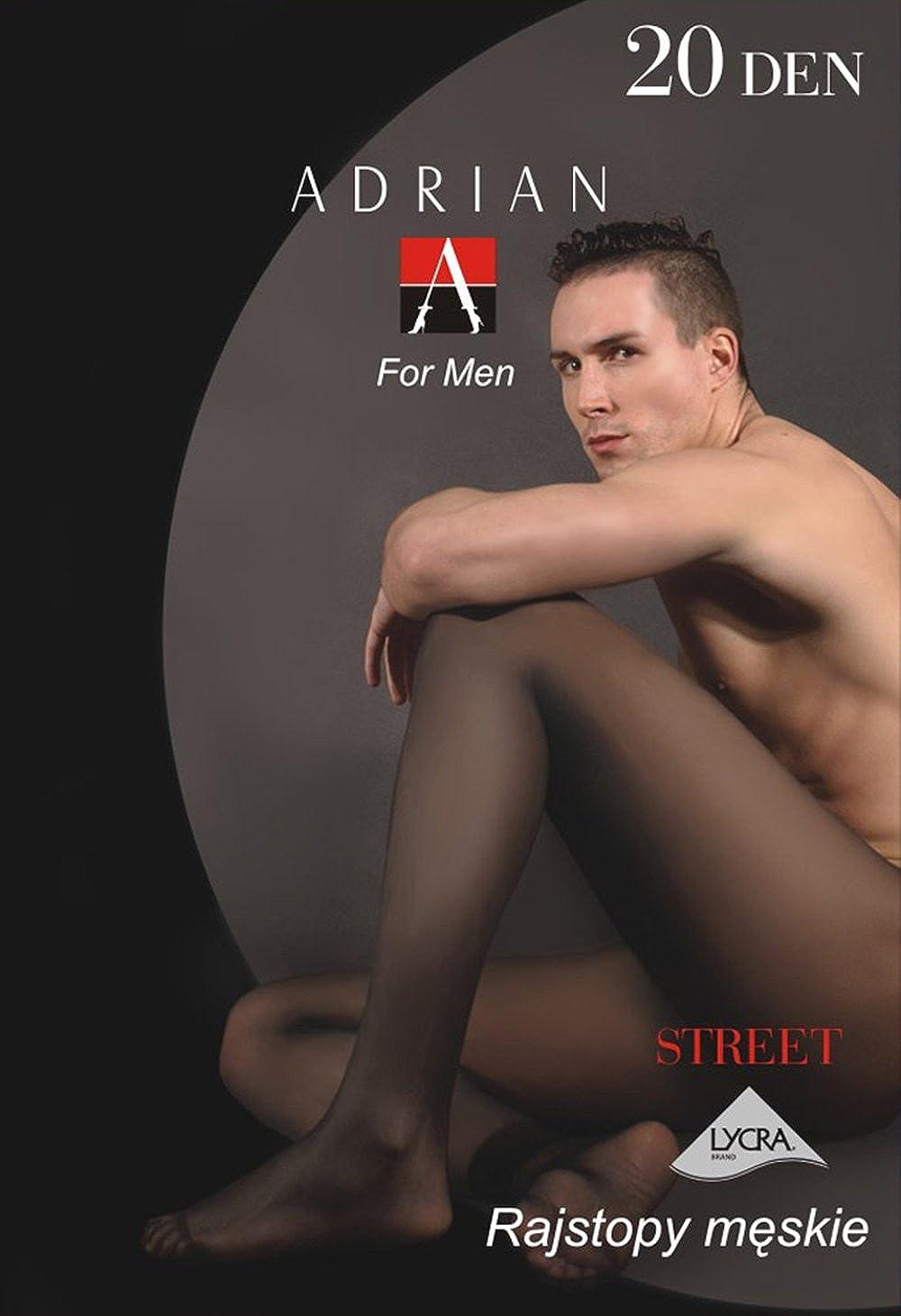 Adrian Street 20 Denier Herrenstrumpfhose