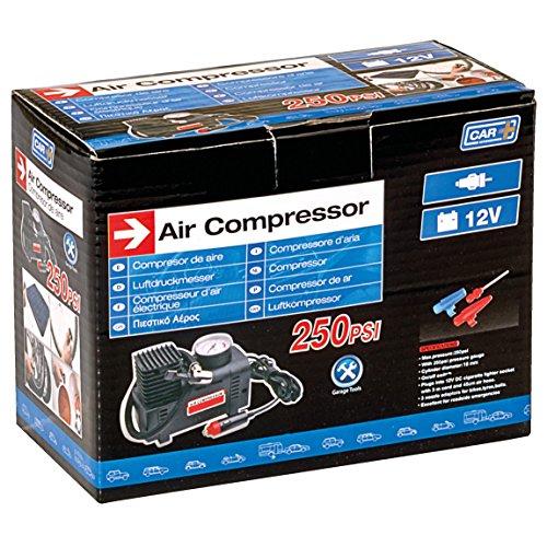 SUMEX 2707012 - Compresor Aire 250 Psi Con Manómetro 270º: Amazon.es: Coche y moto