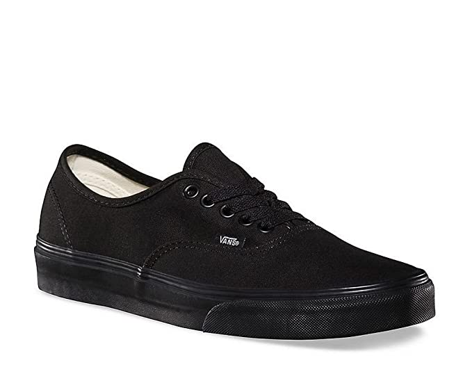 niskie ceny najtańszy buty temperamentu Vans Authentic Shoes (Black/Black) VEE3BKA UK:11: Amazon.co ...