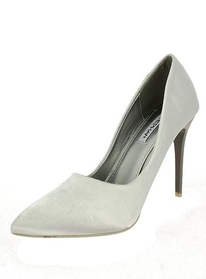 nouveau concept baf7d 01f09 Boutique-Magique Chaussures de mariée Couleur Rose ou Argent ...