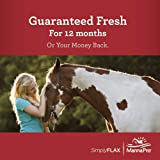 Manna Pro Simply Flax for Horses|Omega-3 Fatty