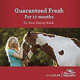 Manna Pro Simply Flax for Horses | Omega-3 Fatty