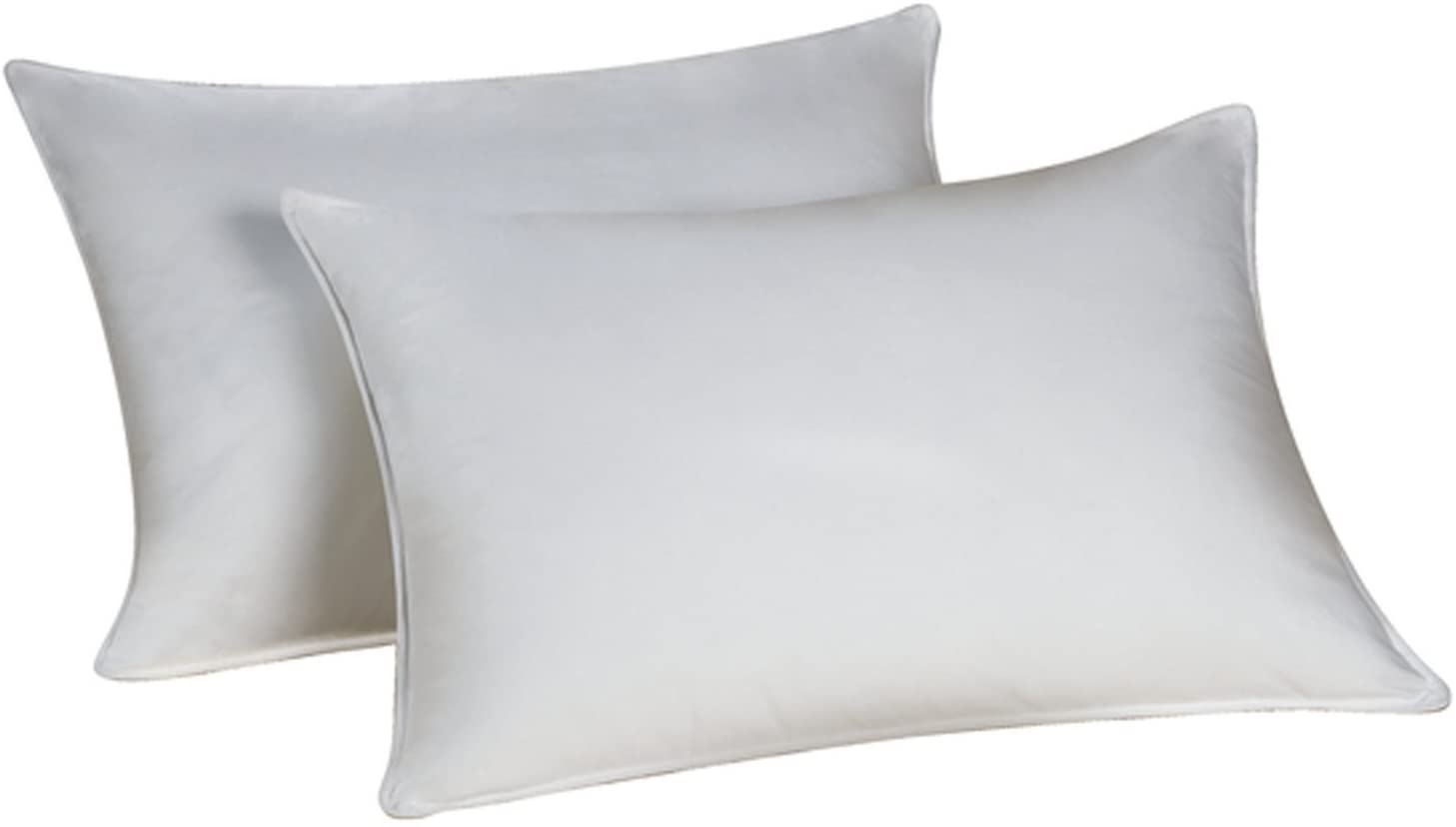 Set of 2 Classic Down Dreams King Pillows found in Hilton Hotels