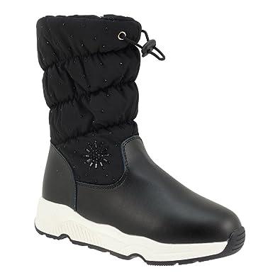 Temperament Schuhe Einkaufen Beste GALLUX - Mädchen Boots mit herausnehmbarer Einlegesohle ...