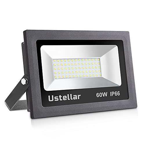 Solla 100w led flood lights outdoor security lights waterproof ustellar led floodlights 60w ip66 waterproof outside flood lights 300w halogen bulb equivalent aloadofball Image collections