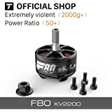 T-Motor F80 KV2200 High-Performance Brushless Electric Motor for Multi-Rotor Aircraft