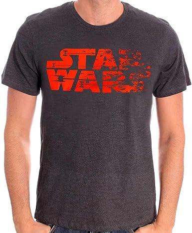 Star Wars T-Shirt Destroy Camiseta para Hombre