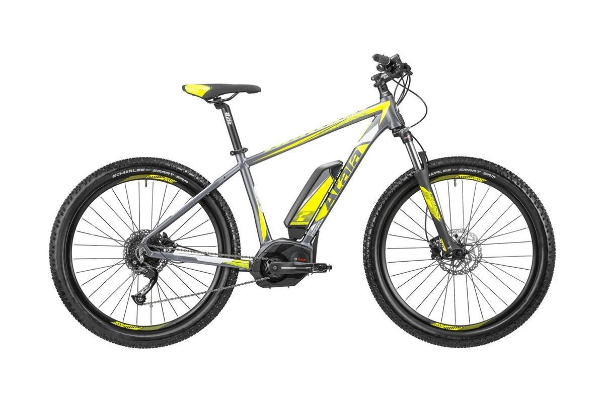 ATALA Bicicleta Eléctrica b-Cross 27,59V Talla 41Amarillo/Gris CX 400WH Purion 2018(EMTB Hardtail) 59V Talla 41Amarillo/Gris CX 400WH Purion 2018(EMTB Hardtail)