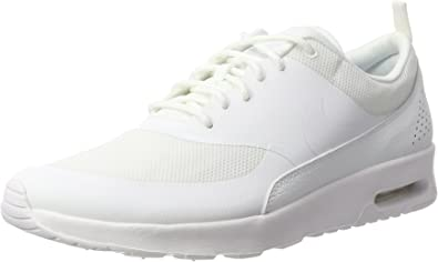 discount shop competitive price top fashion Amazon.com | Nike Women's Air Max Thea Low-Top Sneakers, White ...