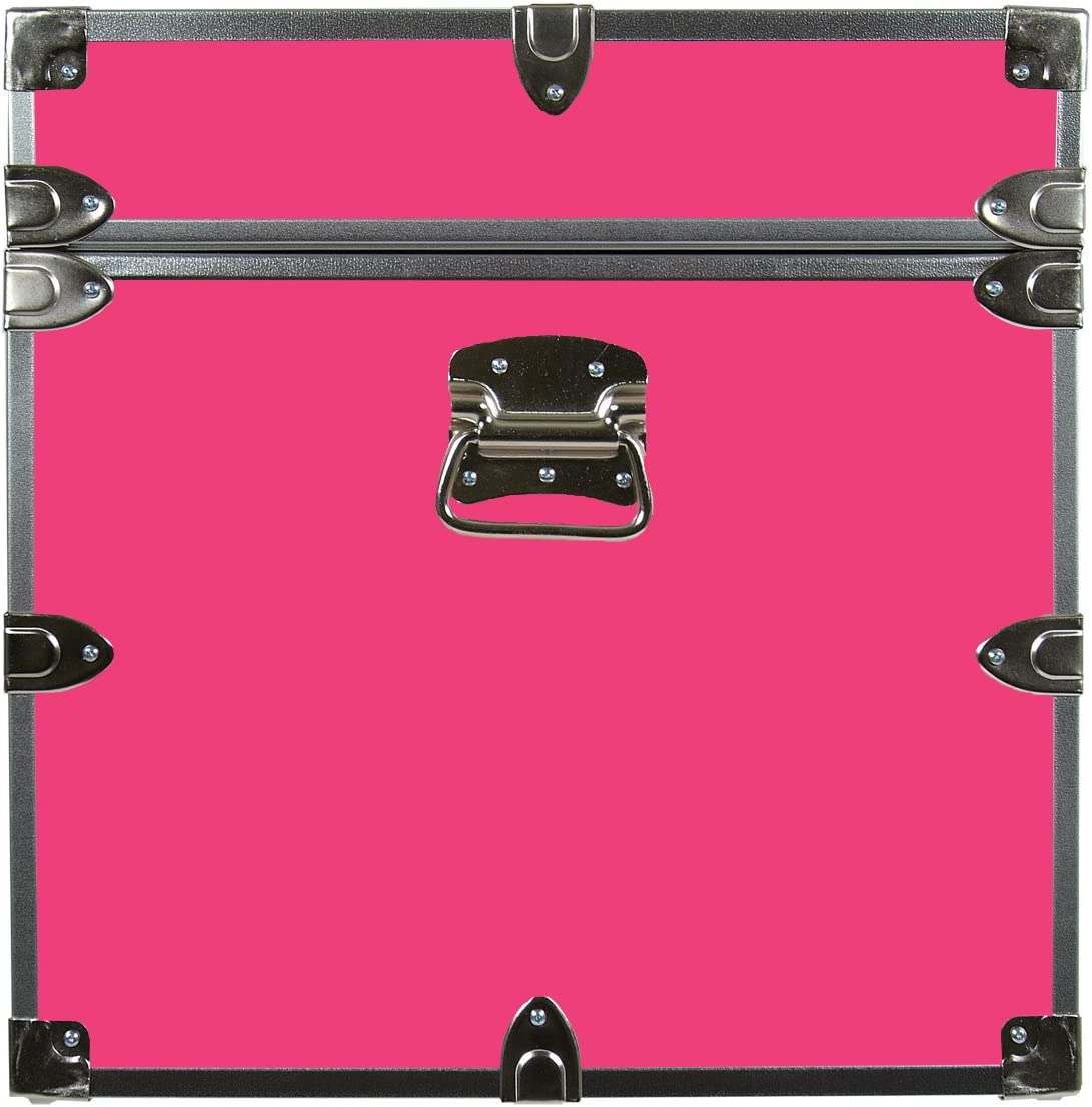 Durable with Lid Stay 32 x 18 x 18.5 Inches C&N Footlockers ...
