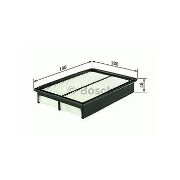 Bosch 1 457 433 071 Luftfilter 2 St/ück