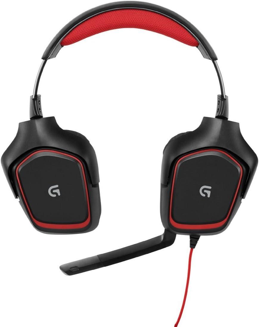 Logitech G230 Micro Casque Gaming Noir