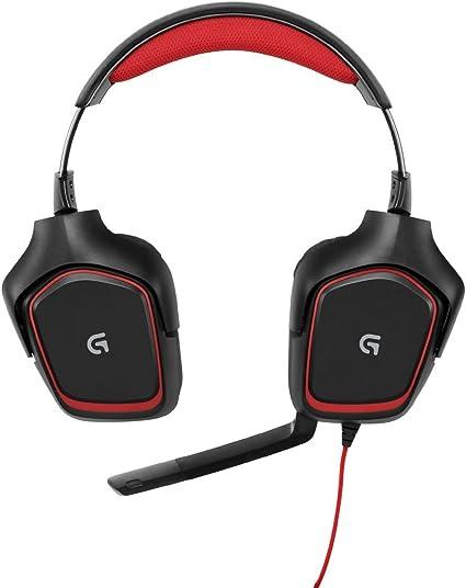 amazon casque logitech g430
